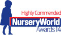 Nursery World Awards 2014 - Highly Commended